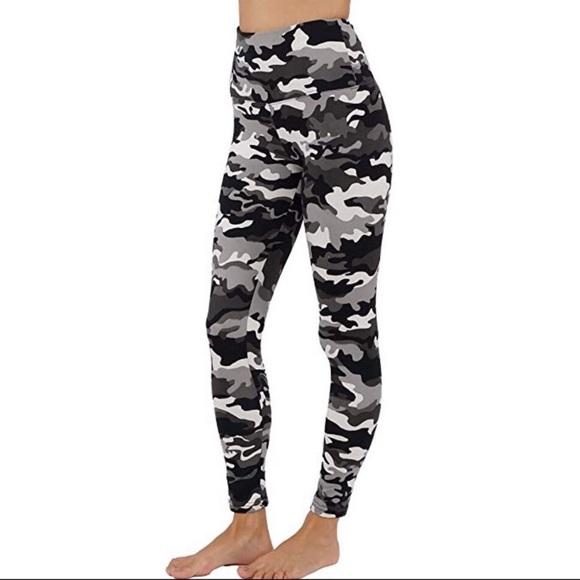 fd415c79 shosho Pants | Camo Fleece Lined Legging Soft And Warm | Poshmark